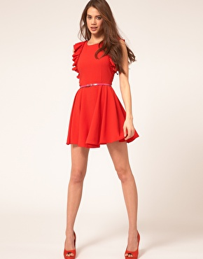 Trends With Benefits The Fit Amp Flare Dress Your Style