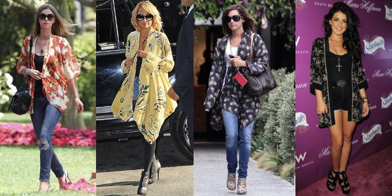 Kimono Style | Your Style Journey