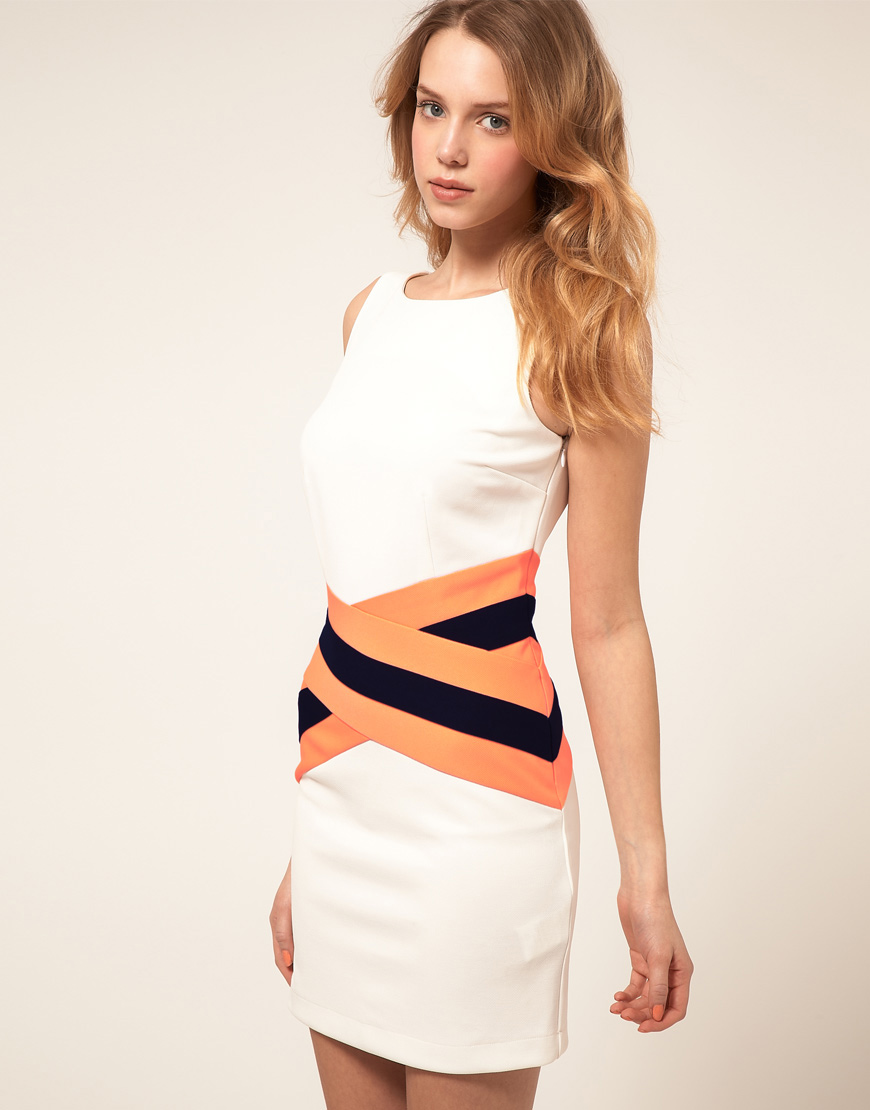 Find great deals on eBay for orange and white dress. Shop with confidence.