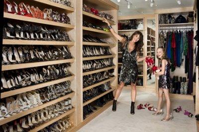 Celebrity Closet – The Style Forward
