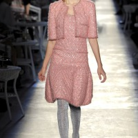 Chanel Couture Goes Vintage!
