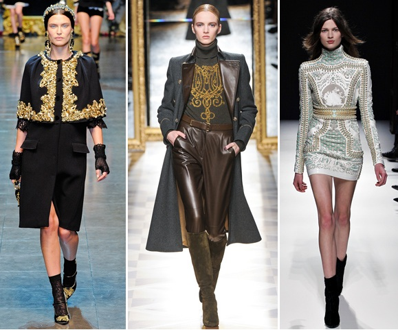 Baroque Trend Do You Dare Your Style Journey