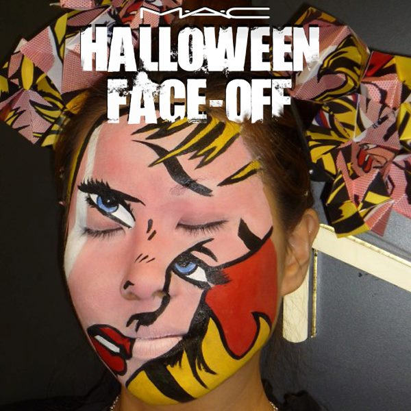 Cool Halloween Makeup Contest Winners!   Your Style Journey