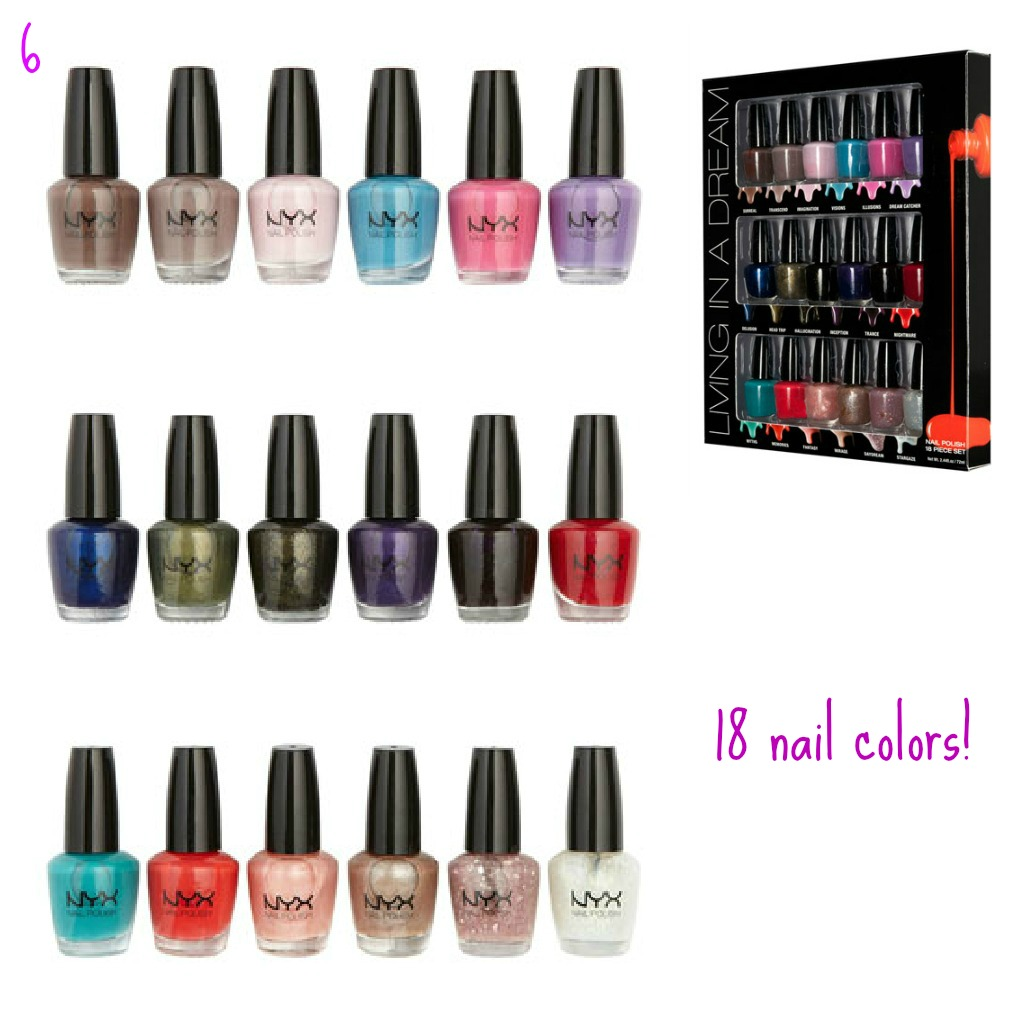 Top Nail Polish Sets | Hession Hairdressing