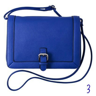 Crossbody bag-blue