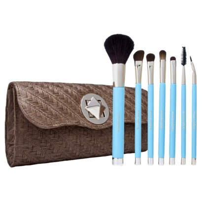 Brush set blue