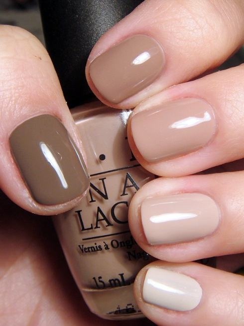 Cute Natural Ombre Nails! | Your Style Journey