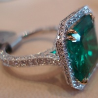 Beautiful Emerald Rings!