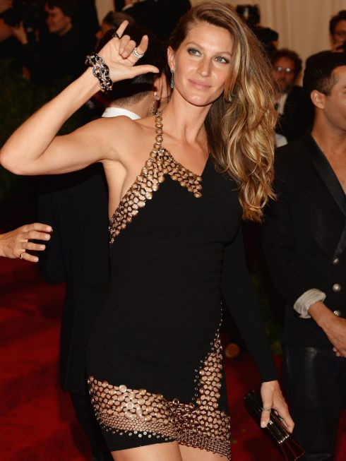 Gisele, Anthony Vaccarrello