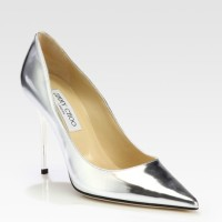 Look For Less! Really Really less! (Metallic Pumps)