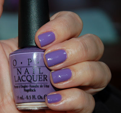 lilac nails 5