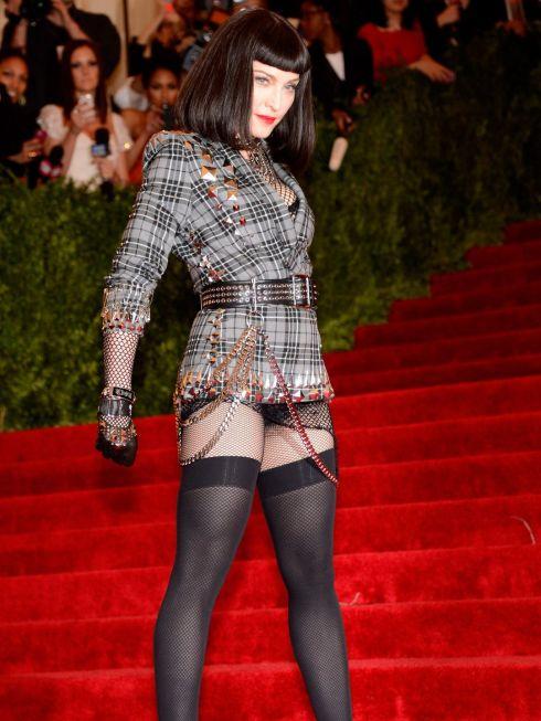 Madonna, Givenchy