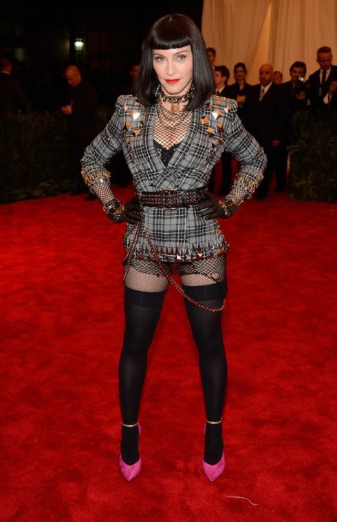 Madonna, Givenchy2