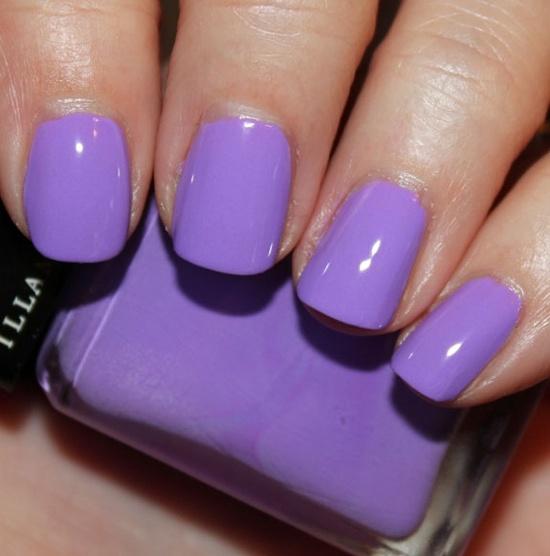 Lilac Nail Color