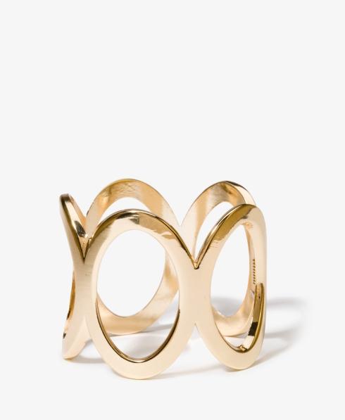 circle hinge bracelet