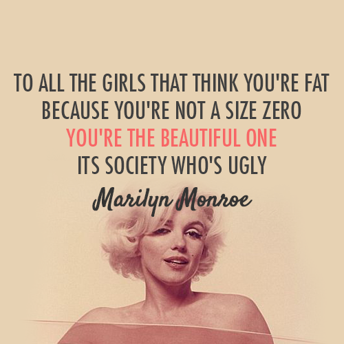 Famous Marilyn Monroe Quotes About Love: My Favorite Audrey Hepburn & Marilyn Monroe Quotes!