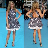 Jennifer Aniston's Sartorial Switch Up!