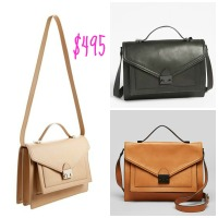 Look For Less! Loeffler Randall Rider Bag!