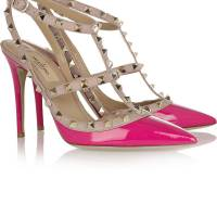 Look For Less!!!! Valentino Rockstud Heels!