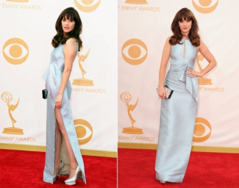 Zooey Deschanel in J. Mendel