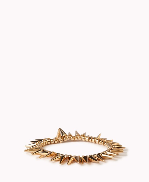 spike stretchy bracelet