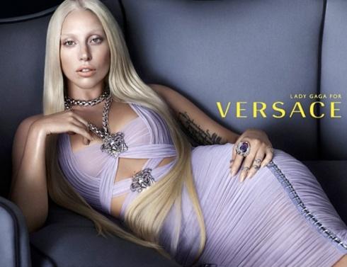 Gaga Versace