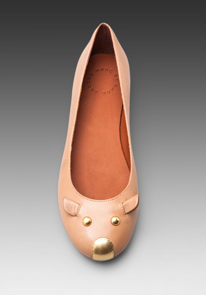 Nude mouse flat
