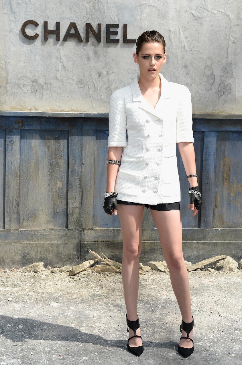 Kristen Stewart at Chanel