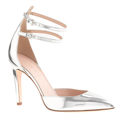 Metallic pump