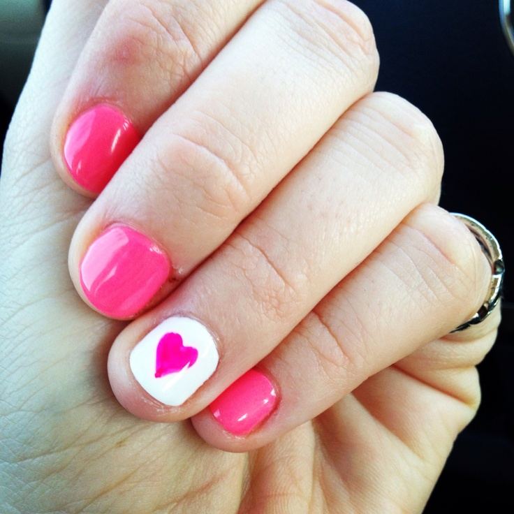 How To Make A Heart On Nails Your Style Journey