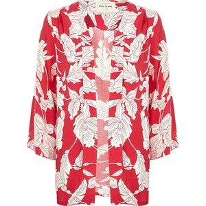 dark pink kimono