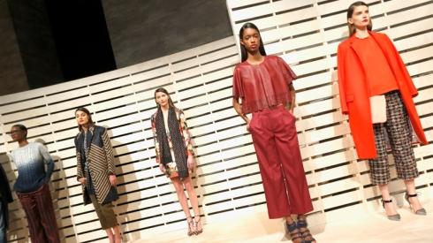 J.Crew - Presentation - Mercedes-Benz Fashion Week Fall 2014