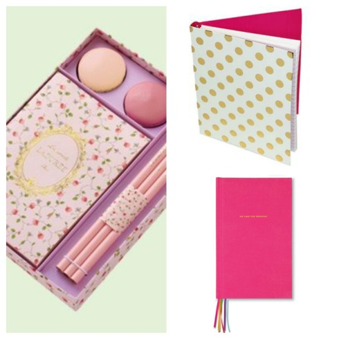 journals notebooks