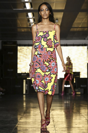 House of Holland, Ready to Wear Spring Summer 2015 Collection in London