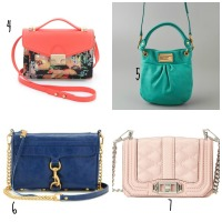 Must Have: Mini Crossbody Bags!