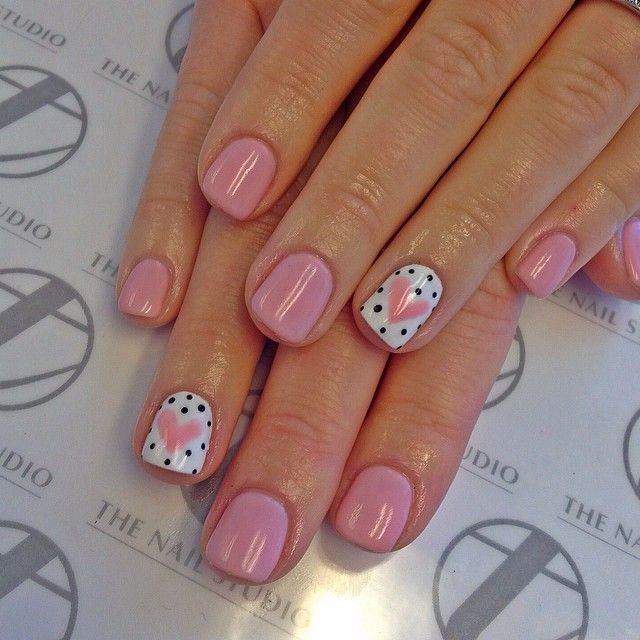 Valentines Nail Inspiration Iii Your Style Journey