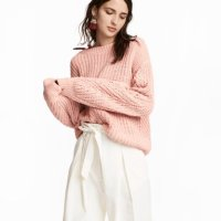 Dusty Pink Knit Sweaters (Under $18)